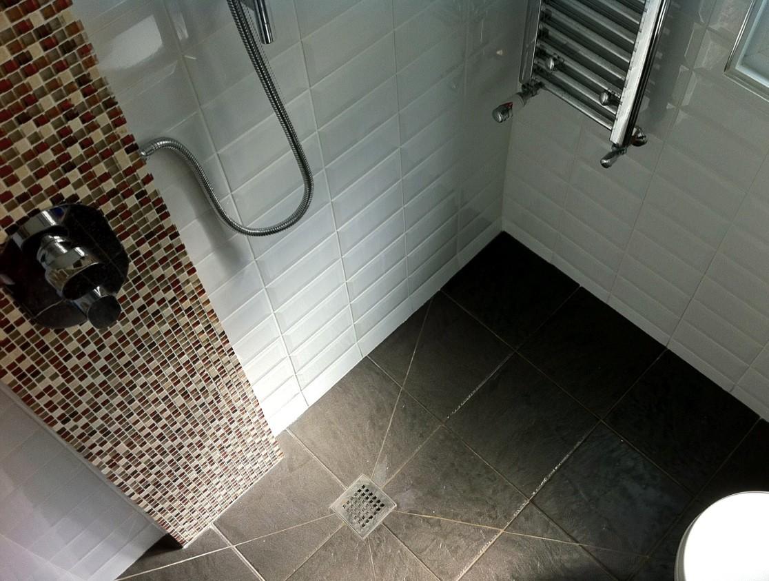 Wetroom floor tiles