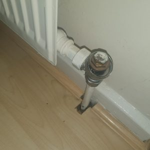 radiators can be installed by plumbers